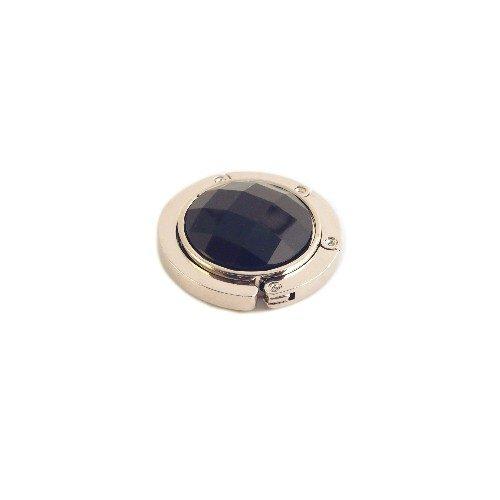 laukkukoukku musta timantti