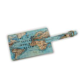 matkalaukun nimikyltti kartta