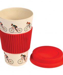 kestokuppi bicycle pyöräilijä silikonikansi ja rengas